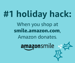 Amazon Smile TCP Habitat