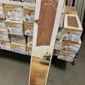38 New Boxes TrafficMaster Flooring