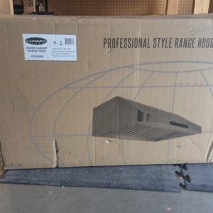 Professional Style Range Hood