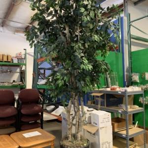 10Ft Fake Tree